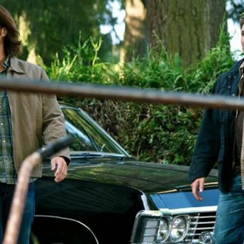 Imágenes del primer episodio de la octava temporada de Supernatural.