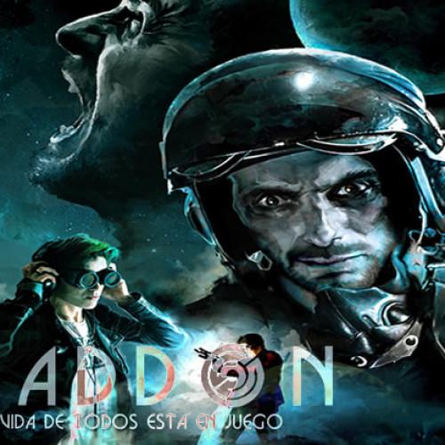 Proyecto Abaddon: ciencia ficción a lo rosarigasino