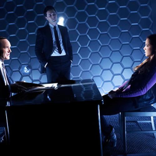 Arrancó 'Marvel's Agents of S.H.I.E.L.D.'