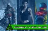 Videogames: Lo mejor del 2013