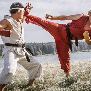 Teaser tráiler para Street Fighter: Assassin's Fist