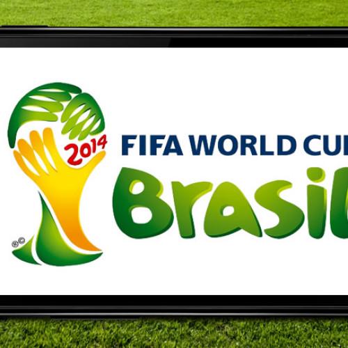 APPS para disfrutar el Mundial de Brasil