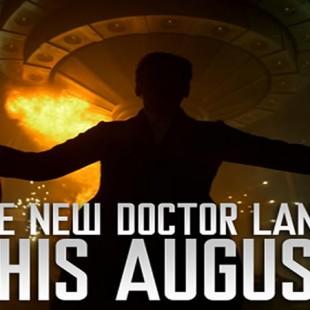 Nuevo trailer para octava temporada de Doctor Who