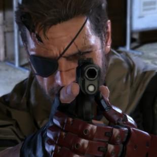 17 minutos de Metal Gear Solid V: The Phantom Pain