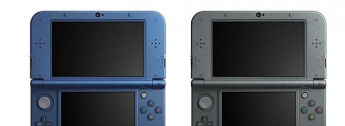 Nuevo modelo para la familia Nintendo 3DS