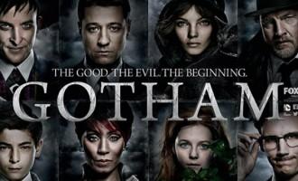 La serie Gotham se estrena hoy en Latinoamérica