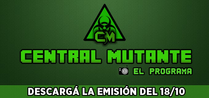 Descargá Central Mutante Radio S02 E#25