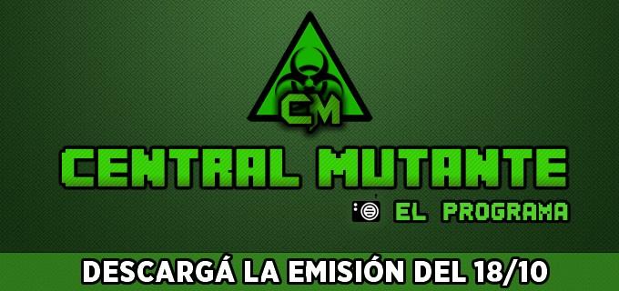 Descargá Central Mutante Radio S02 E#25