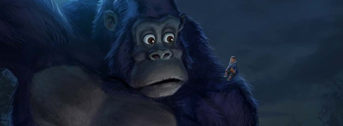 King Kong llega a Netflix… como serie animada
