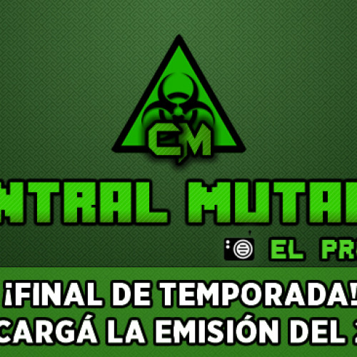 Descargá Central Mutante Radio S02 E#34