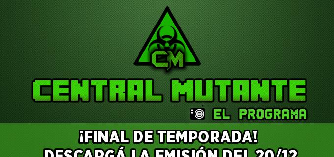 Descargá Central Mutante Radio S02 E#34