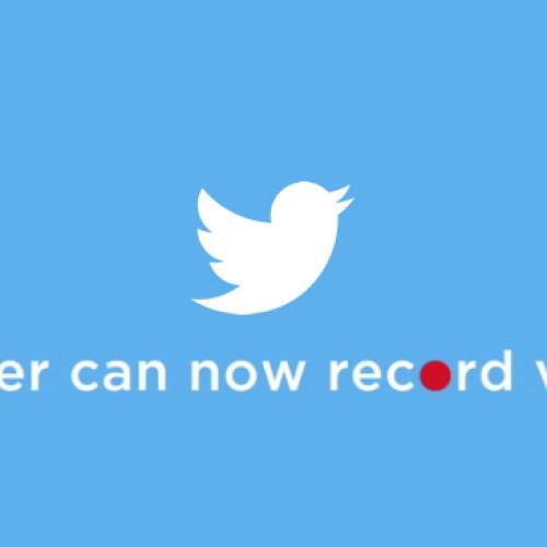Ahora Twitter permite subir videos y mensajes grupales
