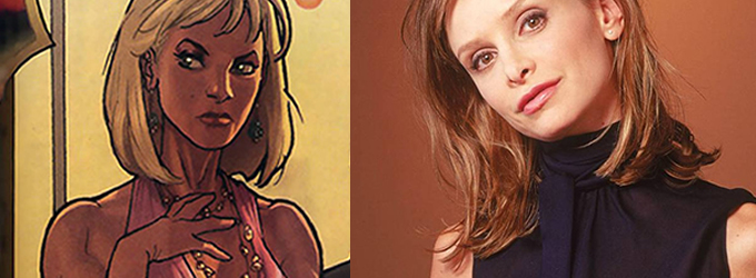Calista Flockhart será Cat Grant en Supergirl