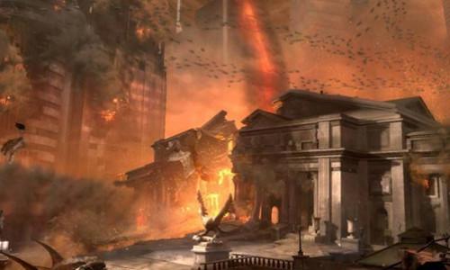 Así habría sido el Doom 4