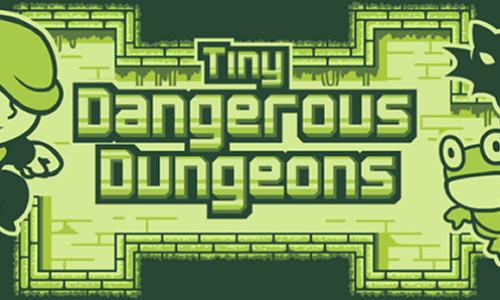 Tiny Dangerous Dungeons o el calabozo GameBoy