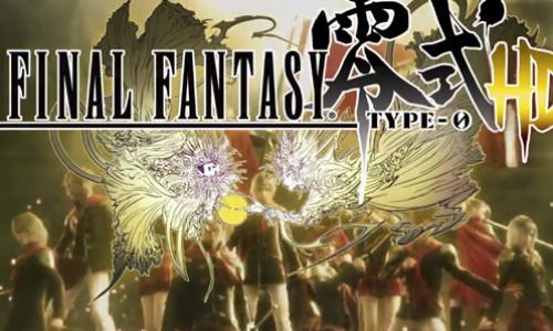 Fecha de lanzamiento para Final Fantasy Type-0 HD para PC