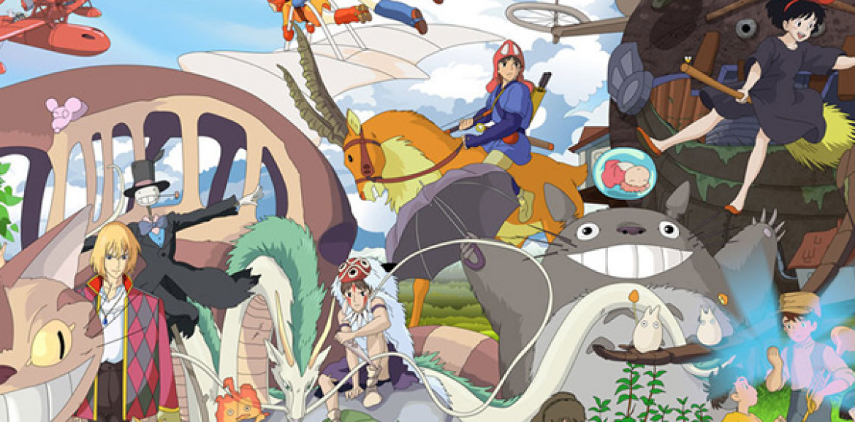 Homenaje en CGI al mundo de Miyazaki