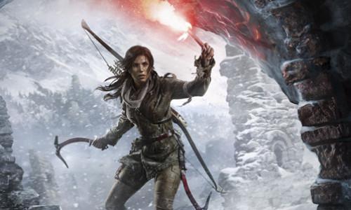 Gamescom 2015: Salió el tráiler de Rise of the Tomb Raider