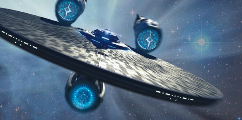 """Tercer tráiler de 'Star Trek Beyond"""" con banda de sonido de Rihanna"""