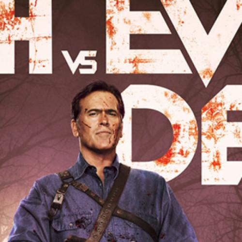 Ash vs EvilDead: tráiler completo de la segunda temporada