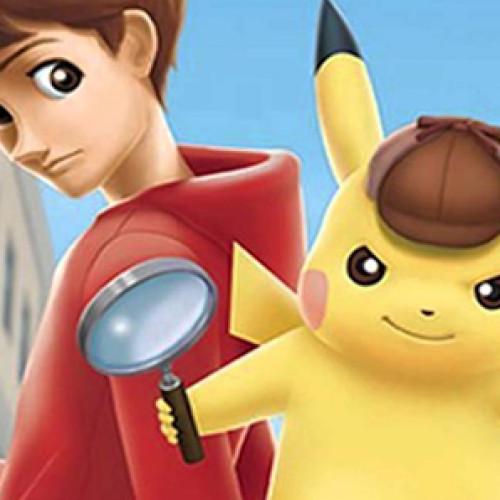 Oficial: Legendary anuncia live action de  'Detective Pikachu'