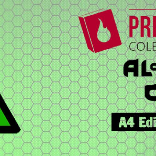 CBB2016: Lanzamientos de Alquimia Comics, Prendefuego y A4 Editora