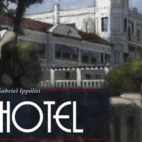 #EdénHotel: Charla con Agrimbau y Ippóliti