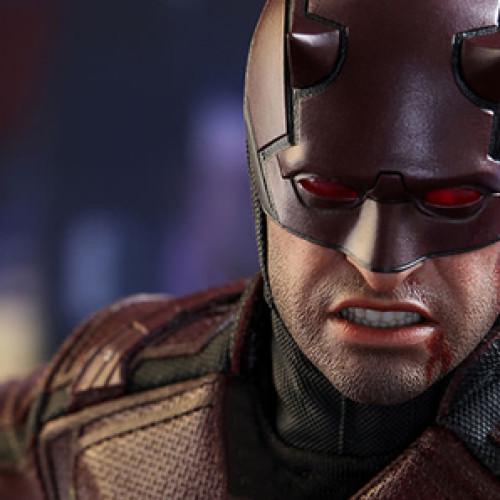 Mírate esta figura de Daredevil