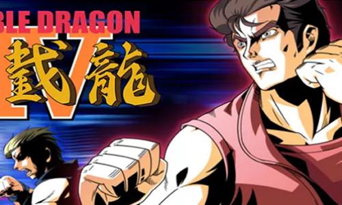 Double Dragon IV llegará a PS4 y Steam