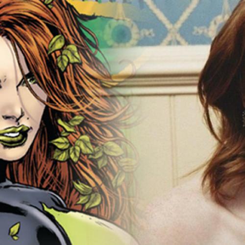 ¿Bryce Dallas Howard como Posion Ivy?