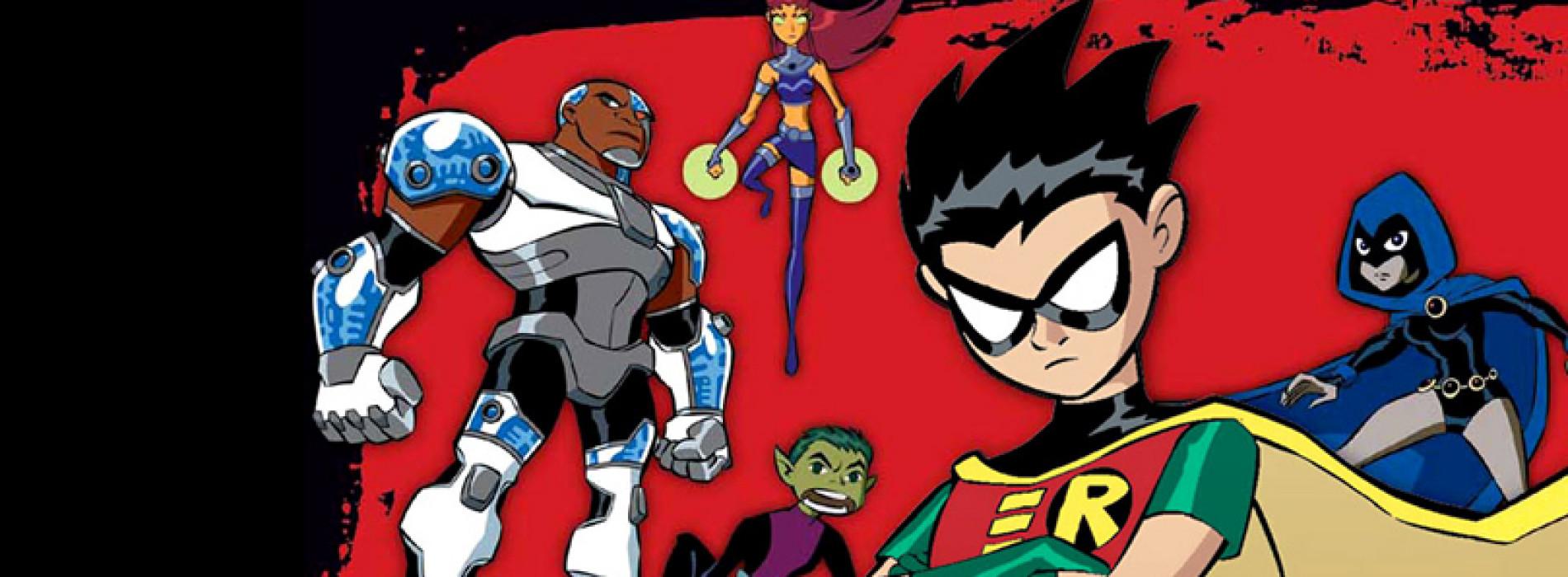 Oficial: Teen Titans tendrá serie en live-action