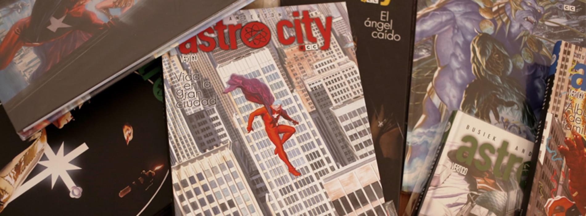 Una recomendación de Astro City