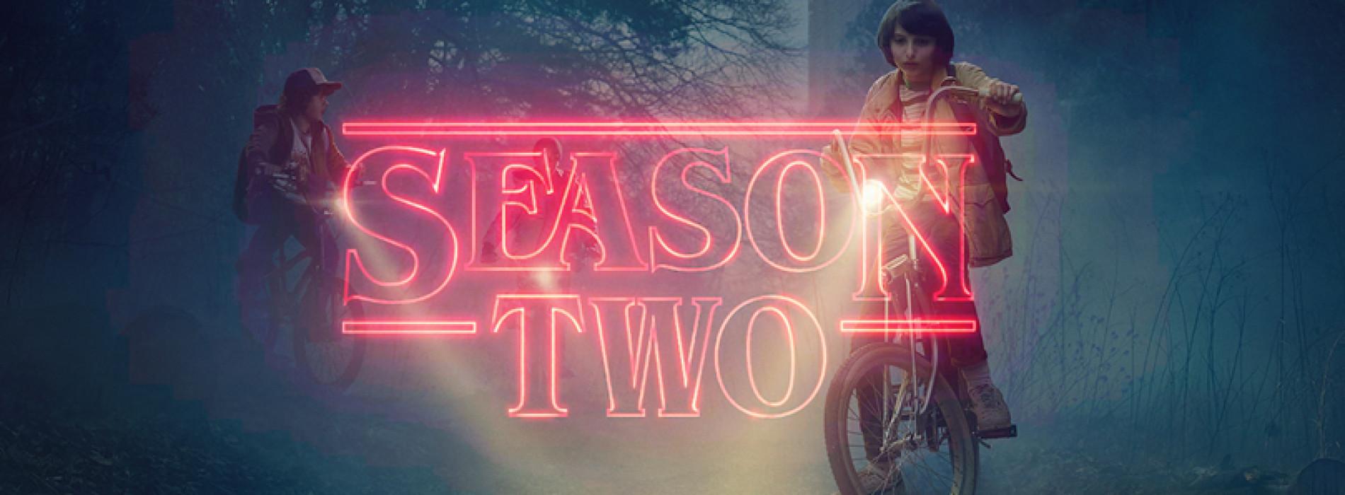 Detalles de la segunda (¿y tercera?) temporada de Stranger Things
